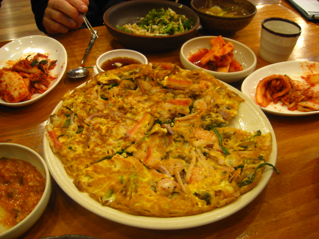 Daehanminguk la cor e du sud comme si vous y tiez for Cuisine coreenne